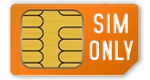 SIM Only Phones with EE £25 (1m) Contract