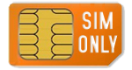 SIM Only Phones with Vodafone £18 (12m) Contract