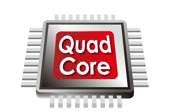 Quad Core-Icon