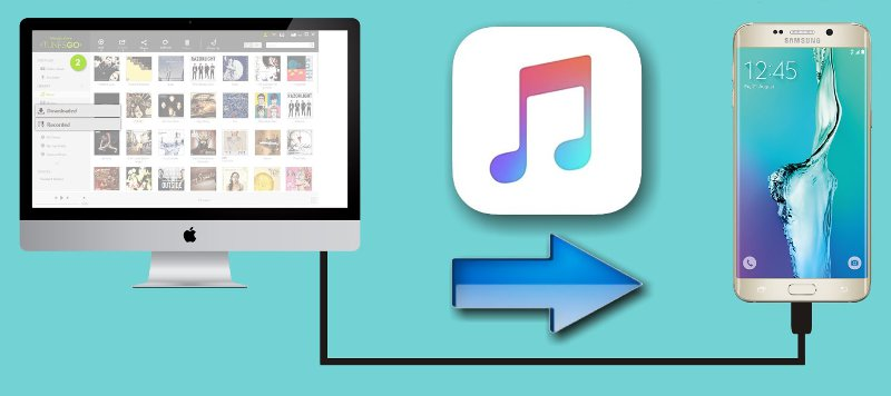 How to copy music to Galaxy S6 and Galaxy S6 Edge from your Desktop, Apple iTunes or Mac.