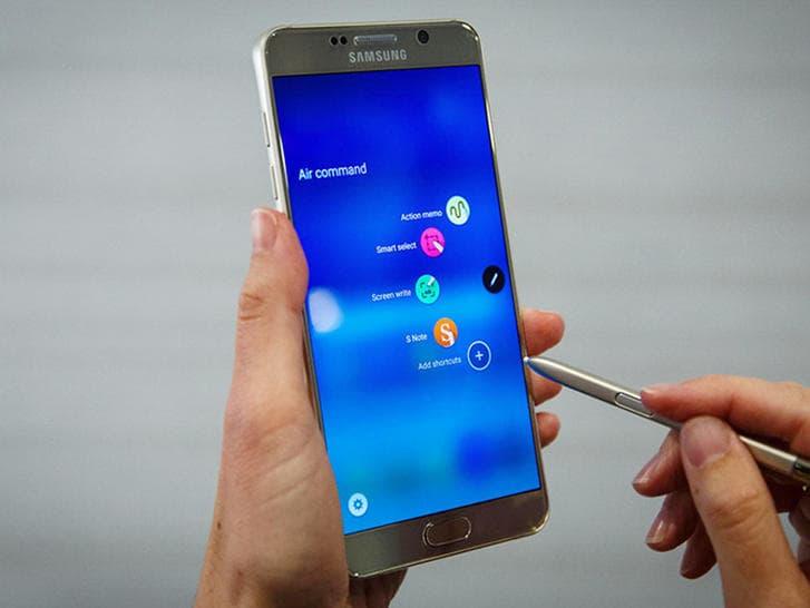 Samsung Note 6 Rumour Image