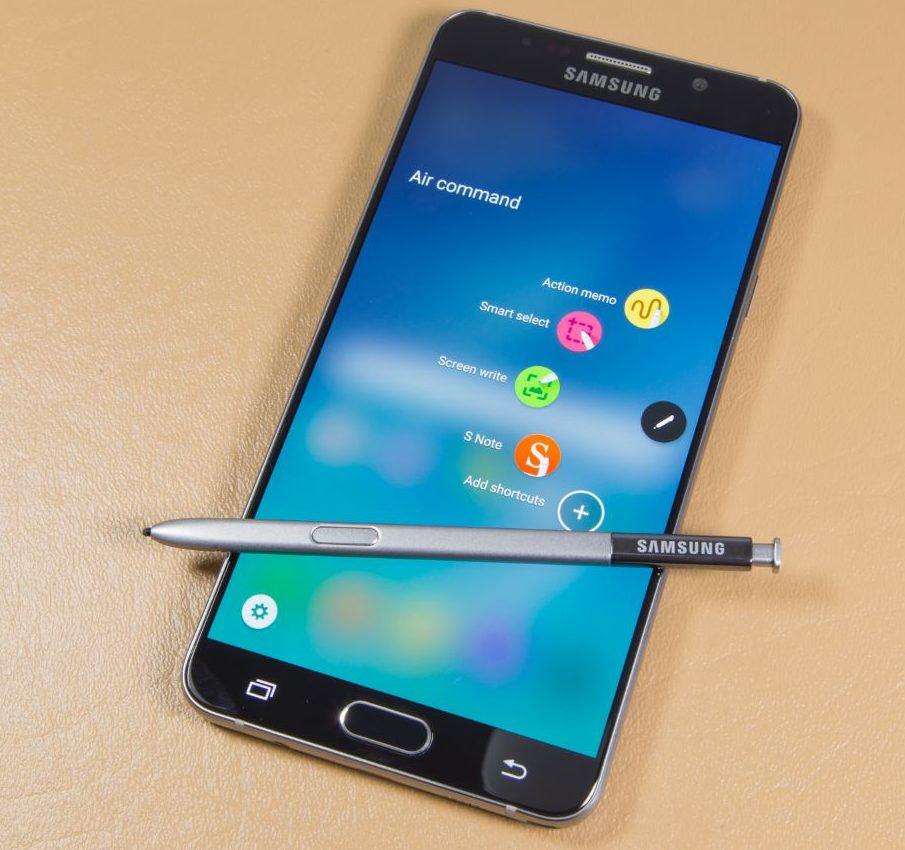 Samsung Galaxy Note-7