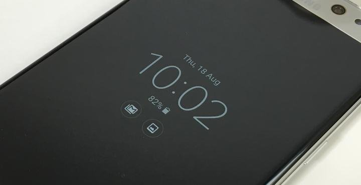 Note7Glance Screen