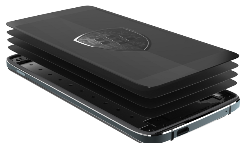 blackberry android smartphone dtek50