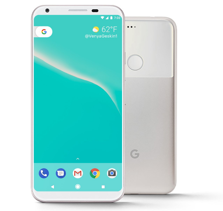 Google Pixel 2 rumours: UK release date, price and specification