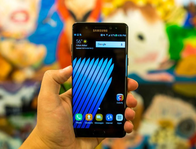 Samsung Note 8 vs. Samsung Galaxy S8: All You Need To Know